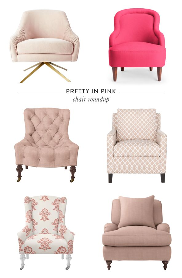 Best 25 Pink Chairs Ideas On Pinterest
