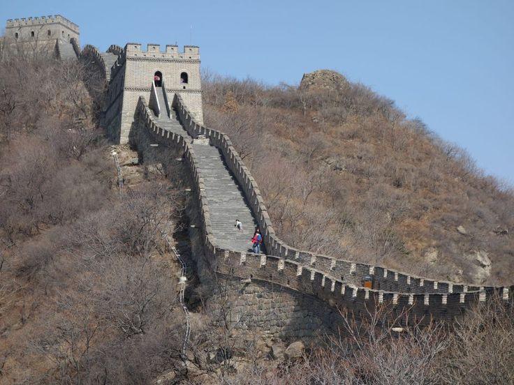 Will ich hin - Die Chinesische Mauer