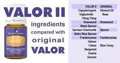Valor vs Valor II