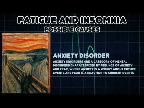 Fatigue and Insomnia (Medical Symptom) -  Learn How to Outsmart Insomnia! CLICK HERE! #insomnia #insomniaremedies #sleeplessness How to treat insomnia naturally without medication:  Possible causes of Fatigue and Insomnia (Medical Symptom) Fatigue is a subjective feeling of tiredness which is distinct from weakness, and has a gradual... - #Insomnia