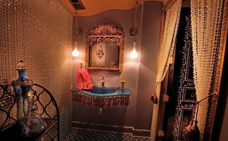 17 best images about morrocan bathrooms on pinterest persian bathrooms decor and purple bathrooms for Moroccan style bathroom accessories