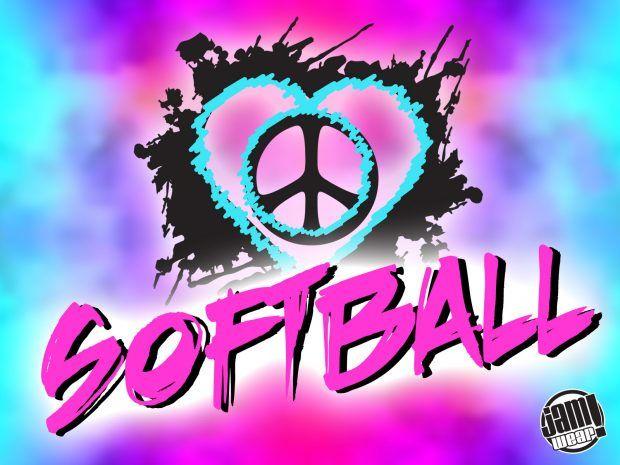 Softball Wallpapers Hd Gymnastics Wallpaper Softball Backgrounds Text Art