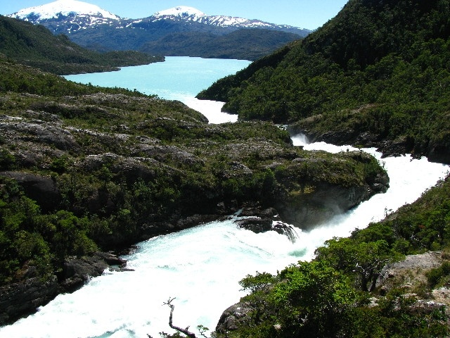The Baker and Pascua rivers of chile - Bing Images