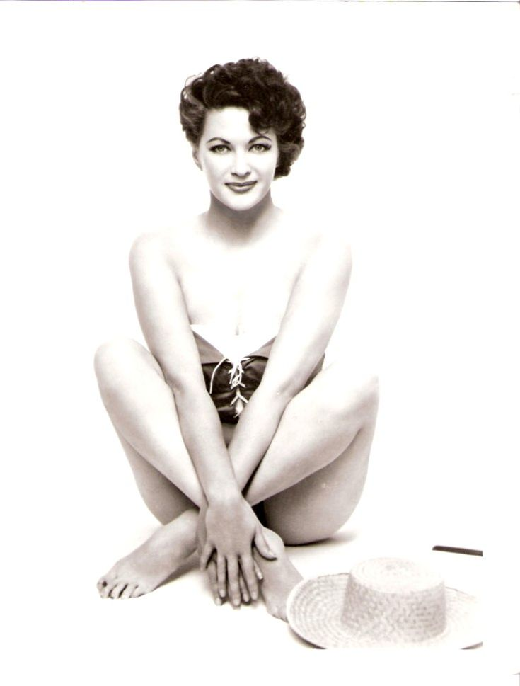 Simply Sexy nude yvonne decarlo pictures