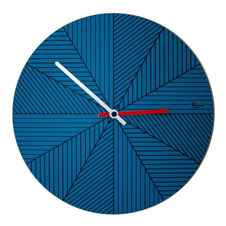 'winter cronofilla clock' by giulio patrizi for pirondini