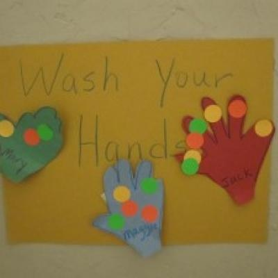 Teaching Kids About Germs {Hygiene}