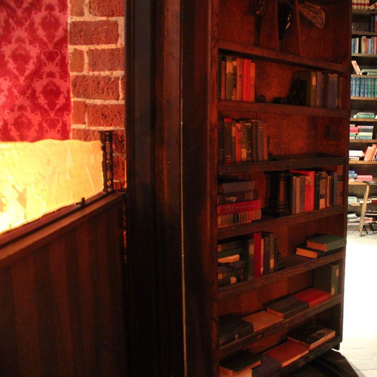 Every Single Room In Bourbon U0026 Branch (even The Secret Basement One!)