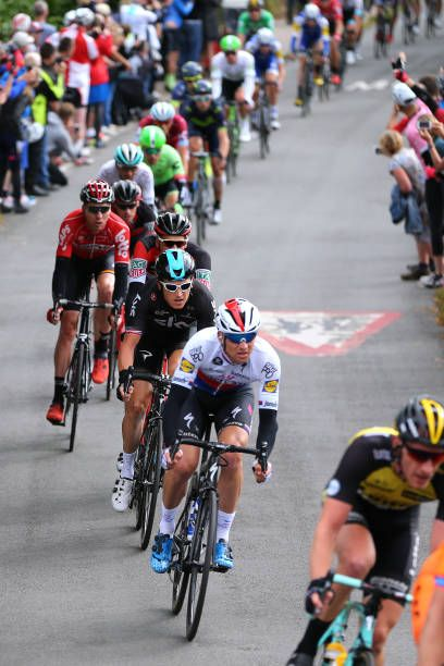 14th Tour of Britain 2017 / Stage 7  Zdenek STYBAR / Geraint THOMAS / Hemel Hempstead Cheltenham / OVO Energie / TOB /