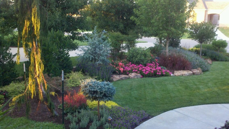 - Tree Top Landscaping Wichita KS Cool Landscaping Pinterest
