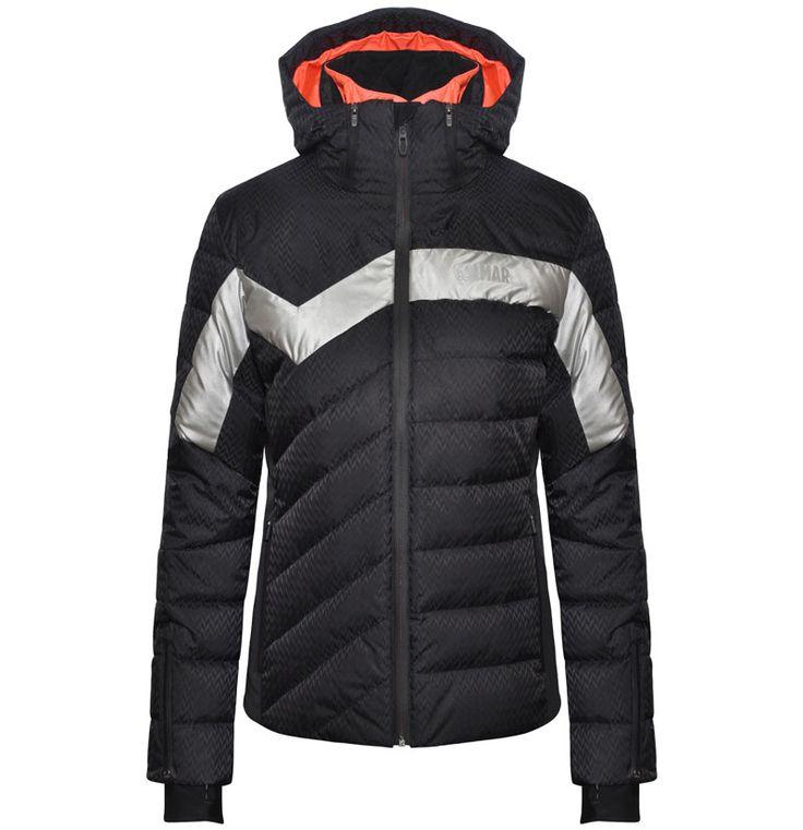 Jacheta schi Colmar Alpine Line Tina Weirather model 2816 « ActivShop Brasov magazin online