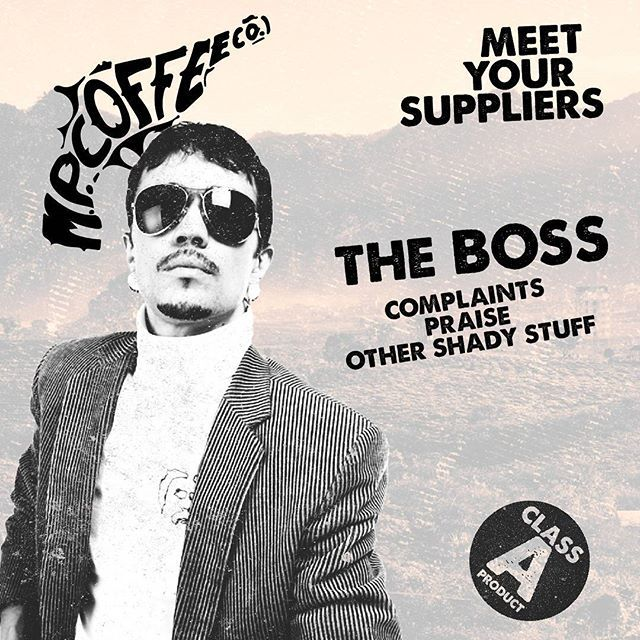 # introducing your suppliers... Meet #theboss #coffee #Coffeeislove  #coffeeholic  #icedcoffee  #coffeebreak  #energydrink  #espresso  #instafit  #coffeeing  #report  #coffeebreak  #caffeine  #picoftheday  #drink  #coffeegram  #Coffeecup  #coffeeoftheday  #instacoffee  #coffeelovers  #coffeeaddict