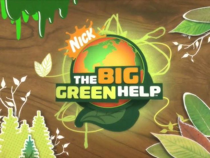 Nickelodeon The Big Green Help - Give it The 3rd Degree
