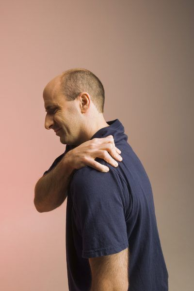 A deltoid injury can cause significant shoulder pain.