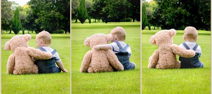 teddy bear are best friends :*