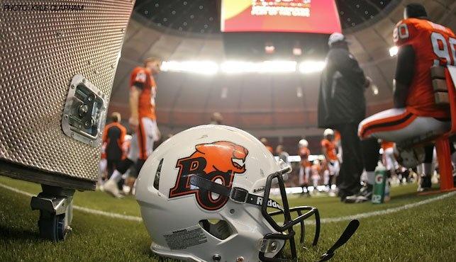 BC Lions!