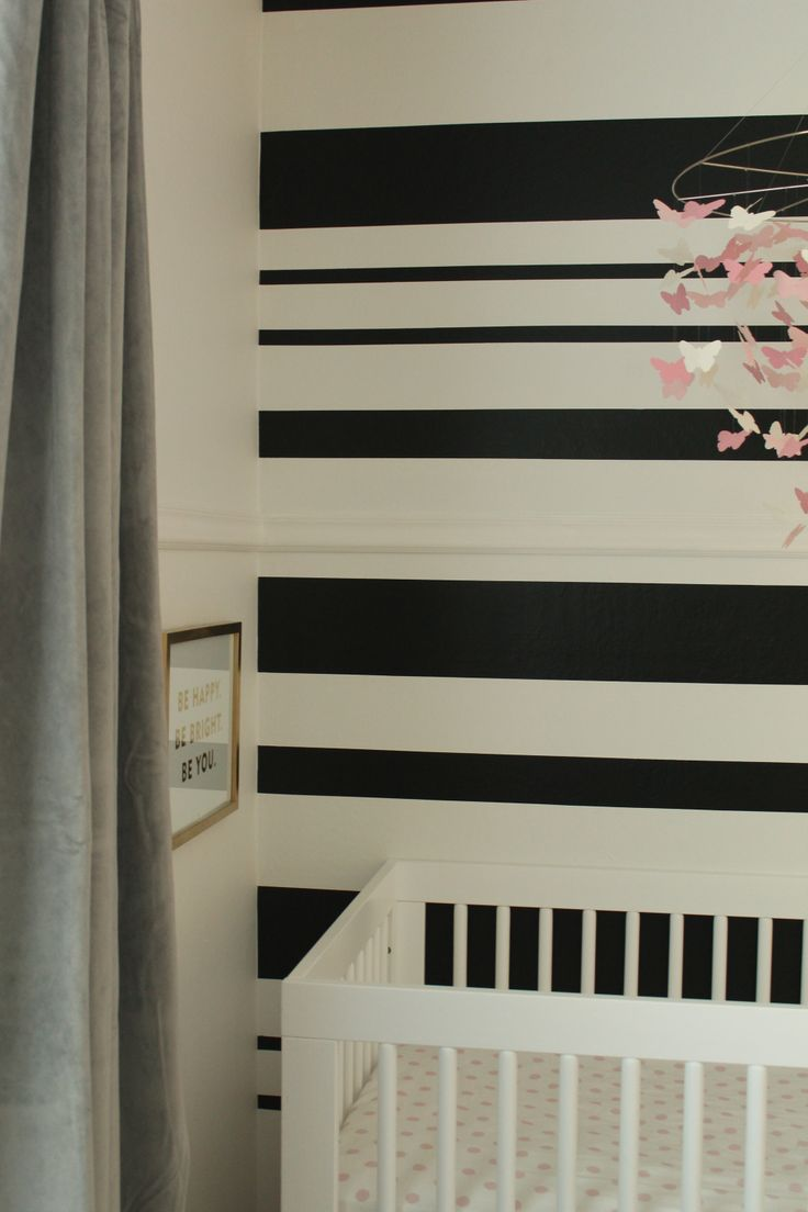 Wall paint patterns stripes - Best 25 Striped Walls Horizontal Ideas Only On Pinterest Striped Walls Striped Painted Walls And Striped Wall Paints