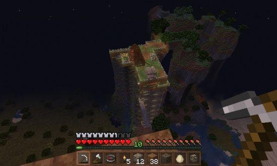 Wow! -4586005650227096309 - Minecraft Seeds