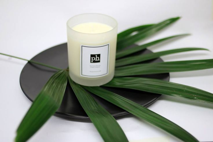 All candles at The Port Hedland Candle Company are hand poured in a small workshop at home. Not mass produced. High grade soy wax is used, giving a clean burn every time.