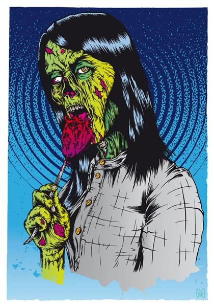 Marcos Cabrera » ZombiePhenia