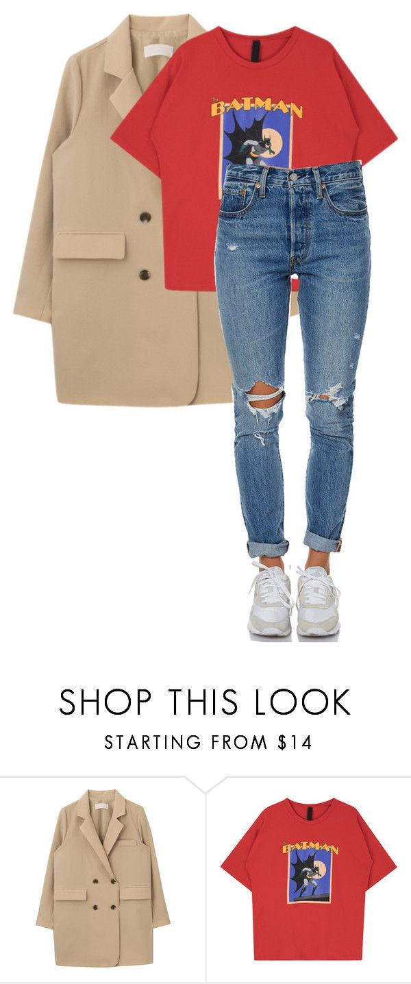 """""""Min Jeong- Stay in my arms"""" by ifrancesconi on Polyvore featuring Levi's"""