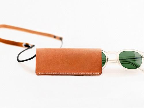 Eye glass cover by Mangschau. Photo by Hanne Gundersen.