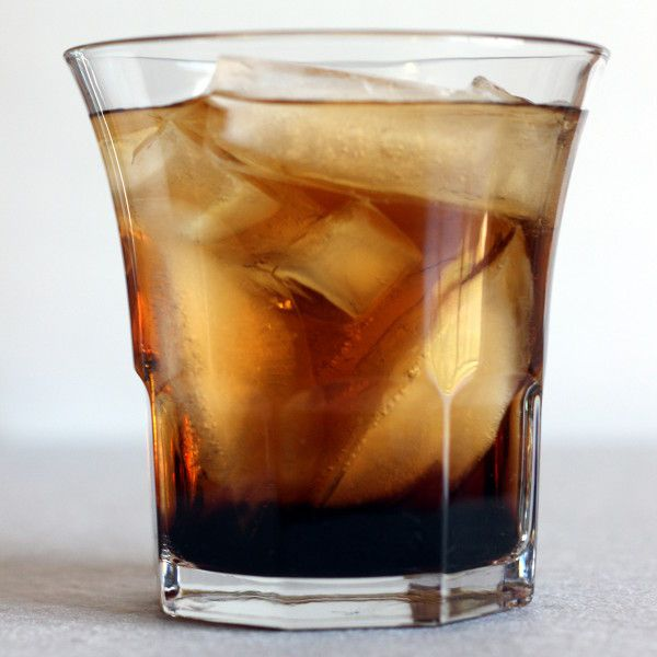 Kahlua Drinks, Black Russian