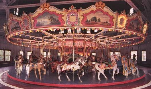 Jnor's World Of Carousels