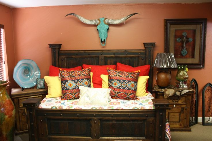 western decor rustic tables southwestern furniture