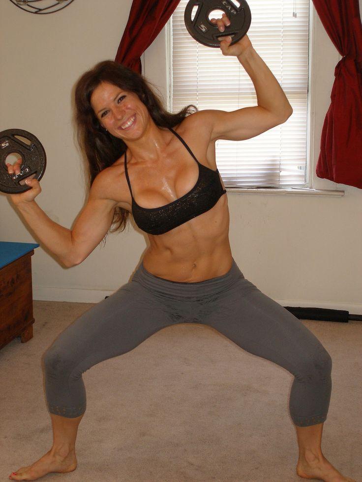 Melissa Bender Fitness: Standing 10 Minute Ab Workout Real Time: Melissa Bender