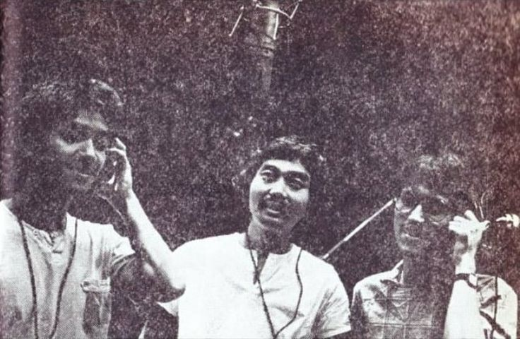 Yellow Magic Orchestra 1st Recording Summer in 1978.