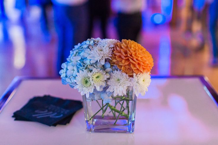 From our event with Ubisoft. #florals #catering
