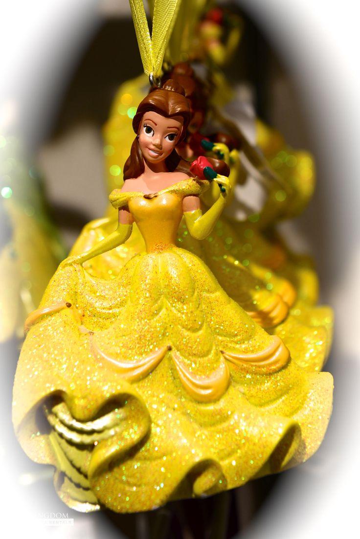 Belle ornament disney - Disney Belle Ornament