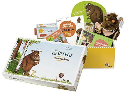 Grüffelo Mitmachkiste (Beltz Nikolo) | Kindergartenalltag ...