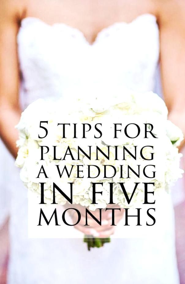 Sunkissed Sophisticate The Friday Five Tips For Planning A Wedding In 5 Months Wedding Wedding Planning Weddin In 2020 Short Engagement Wedding Planning Wedding Tips