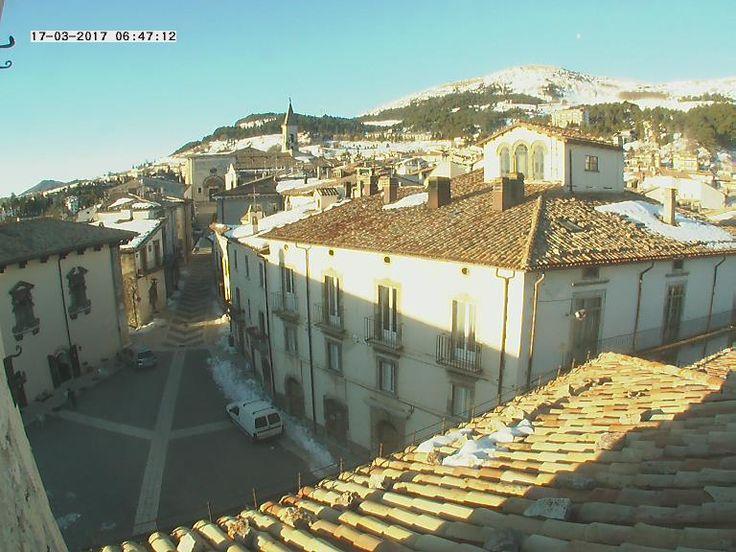Webcam Pescocostanzo (AQ) + Meteo - IvanPerciballi.com
