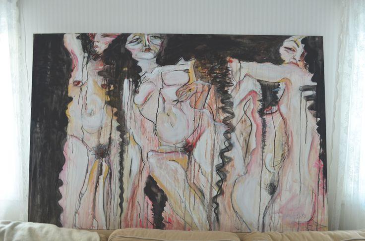 """Interlaced""- by Elin Borg"
