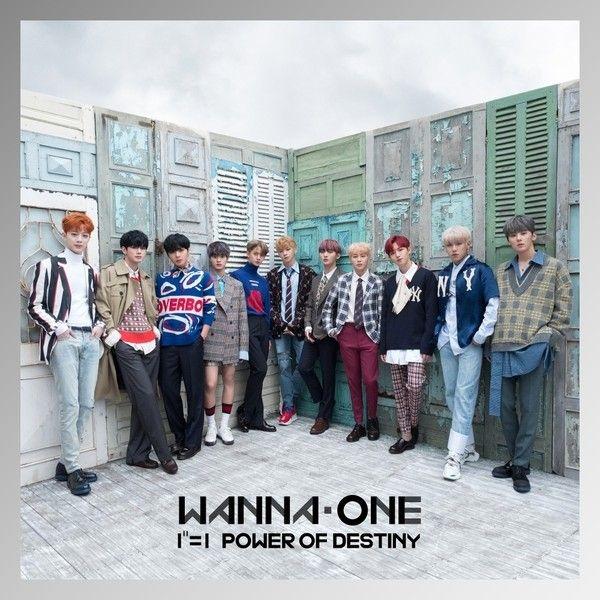 Download Album Wanna One 1 1 Power Of Destiny Mp3