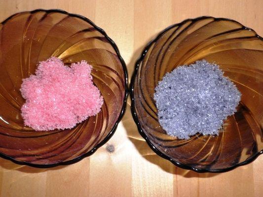 Barevný cukr