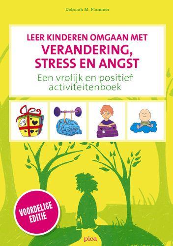 Leer kinderen omgaan met verandering, stress en angst