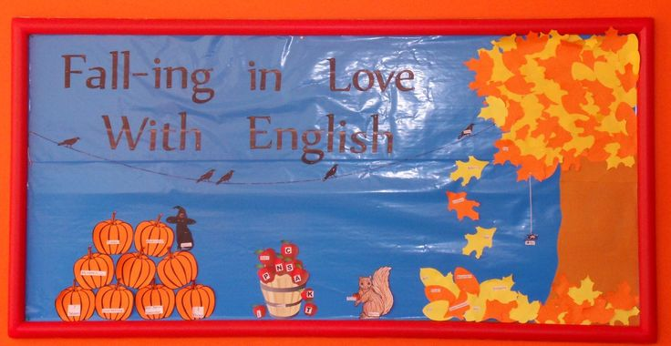October Bulletin Board Ideas Elementary