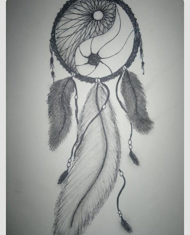 Dream catcher drawings in pencil pdf