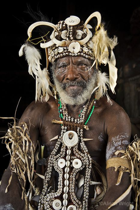 The Sepik River, Papua New Guinea. Photograph by Alison Wright
