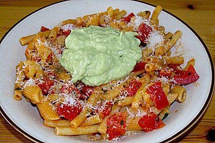 Pasta Avocado - Paprika 1