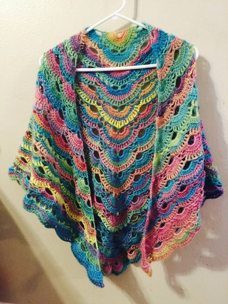 Crochet Pattern Virus Shawl : ... on Pinterest Free pattern, Crochet baby dress pattern and Shawl