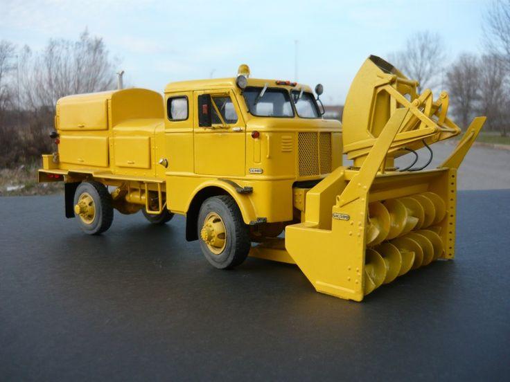 cool plow truck | Sicard senior snow plow - Under Glass ...