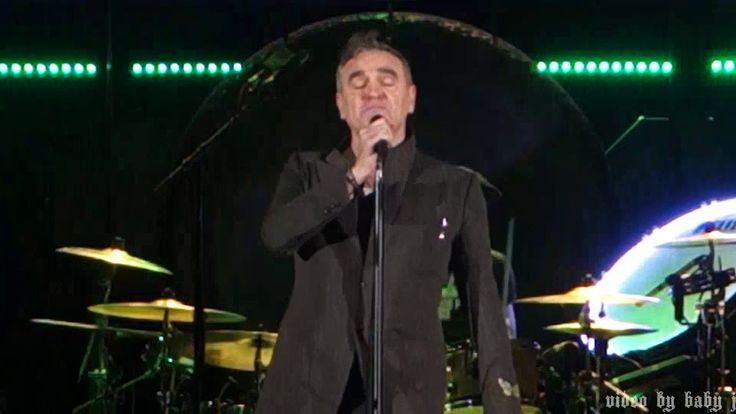 Morrissey-MY LOVE, I'D DO ANYTHING FOR YOU-Live @ Hollywood Bowl-Los Ang...
