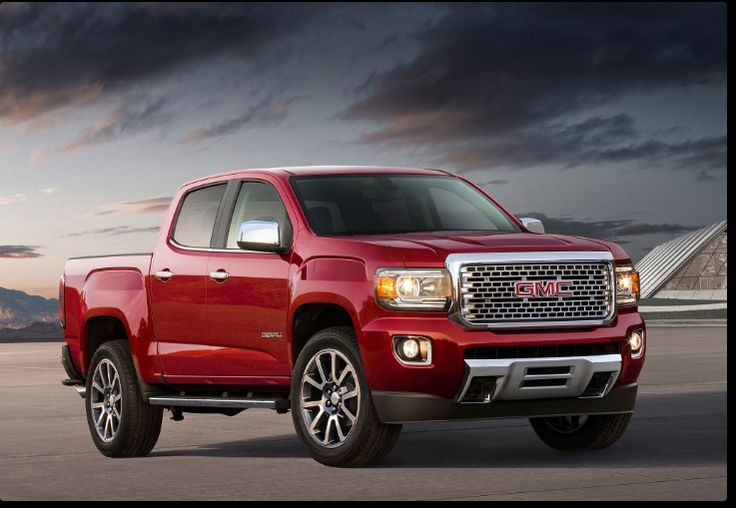 The 2019 GMC Canyonoffers outstanding style and technology both inside and out. See interior & exterior photos. 2019 GMC CanyonNew features complemented by a lower starting price and streamlined packages.The mid-size 2019 GMC Canyonoffers a complete lineup with a wide variety of finishes and features, two conventional engines.