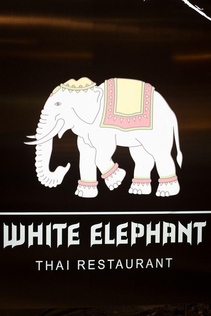 #Zurich Marriott Hotel - White Elephant Thai Restaurant
