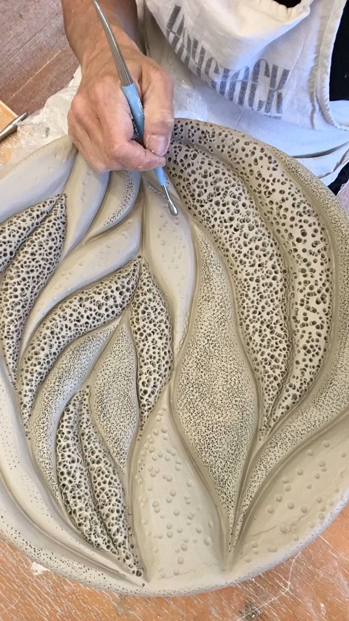 The fine details! Video on Instagram: jtceramics …