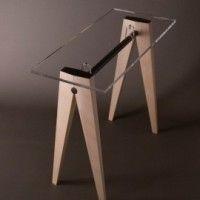 Cavalletti, gambe e piedini personalizzati per tavoli e scrivanie…